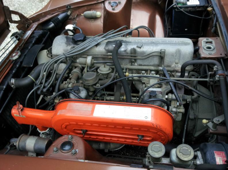 Pre Purchase Car Inspection >> Mr. K's Z: 1972 Datsun 240Z   Mint2Me