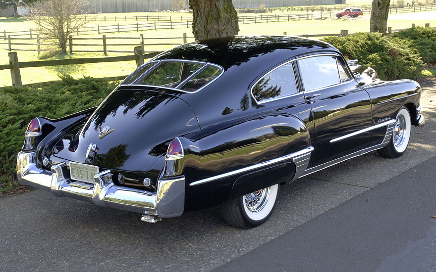 The Very 1st Car Of The Year 49 Cadillac Mint2me