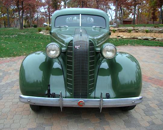 Somebody S Business 36 Pontiac 3 Window Business Coupe Mint2me