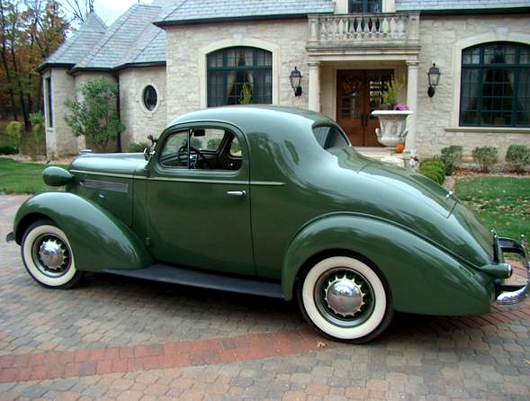 Somebody s business 36 pontiac 3 window business coupe for 1936 pontiac 3 window coupe for sale