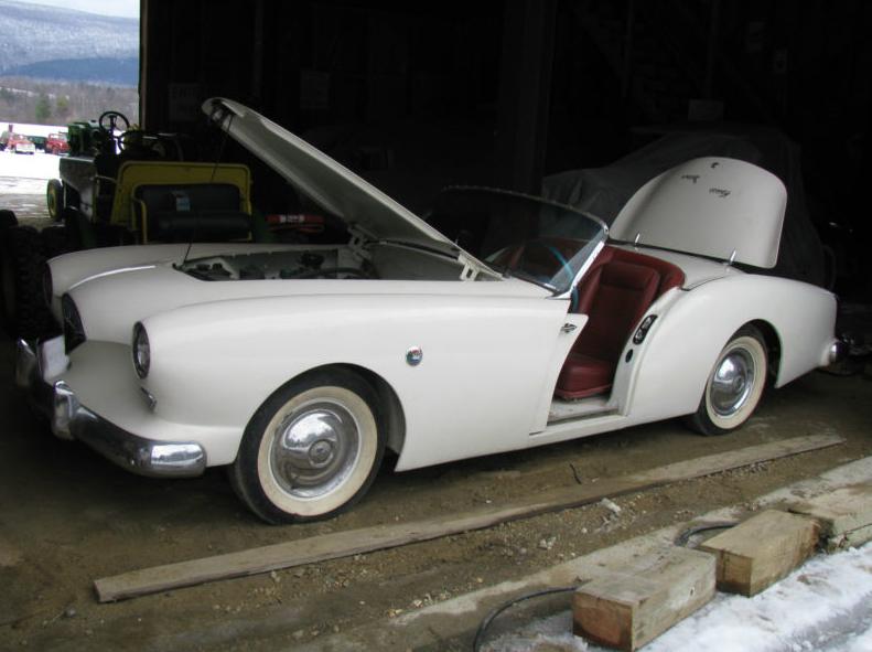 Car Kaiser Darrin Sports Ferrari Models And Wallpaper
