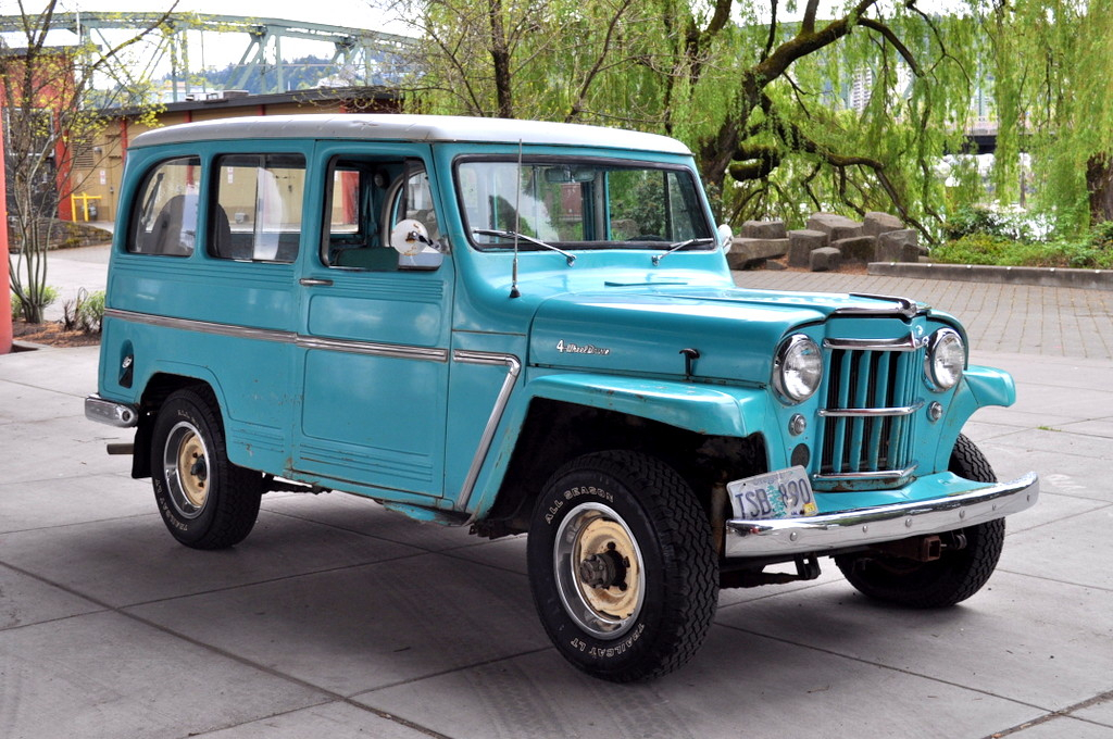 Personality 62 Willys Overland 4x4 Mint2me