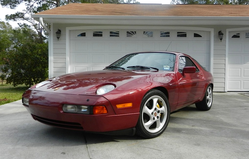 Ferry S Gt Car 89 Porsche 928 S4 Mint2me