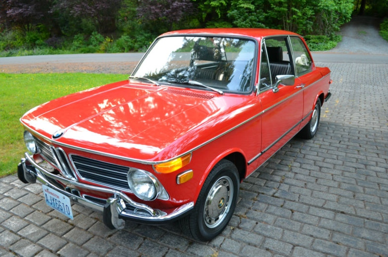 much loved 72 bmw 2002 mint2me rh mint2me com