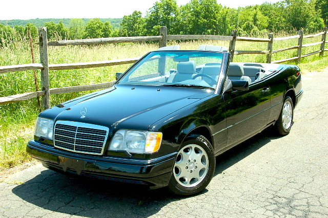 Its got klasse 95 mercedes benz e320 cabriolet mint2me for 95 mercedes benz e320