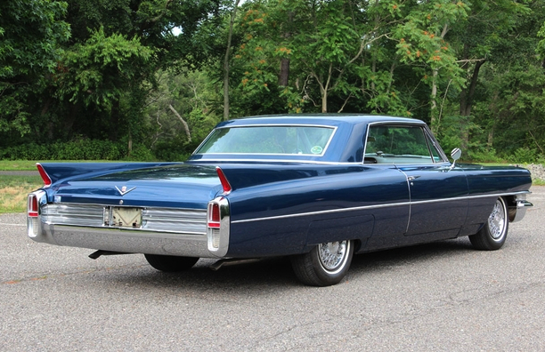 Representing The 60s 63 Cadillac Coupe Deville Mint2me
