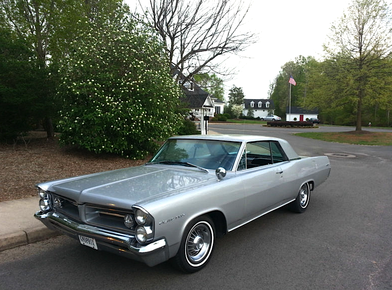 Coke-bottle GP: '63 Pontiac Grand Prix | Mint2Me