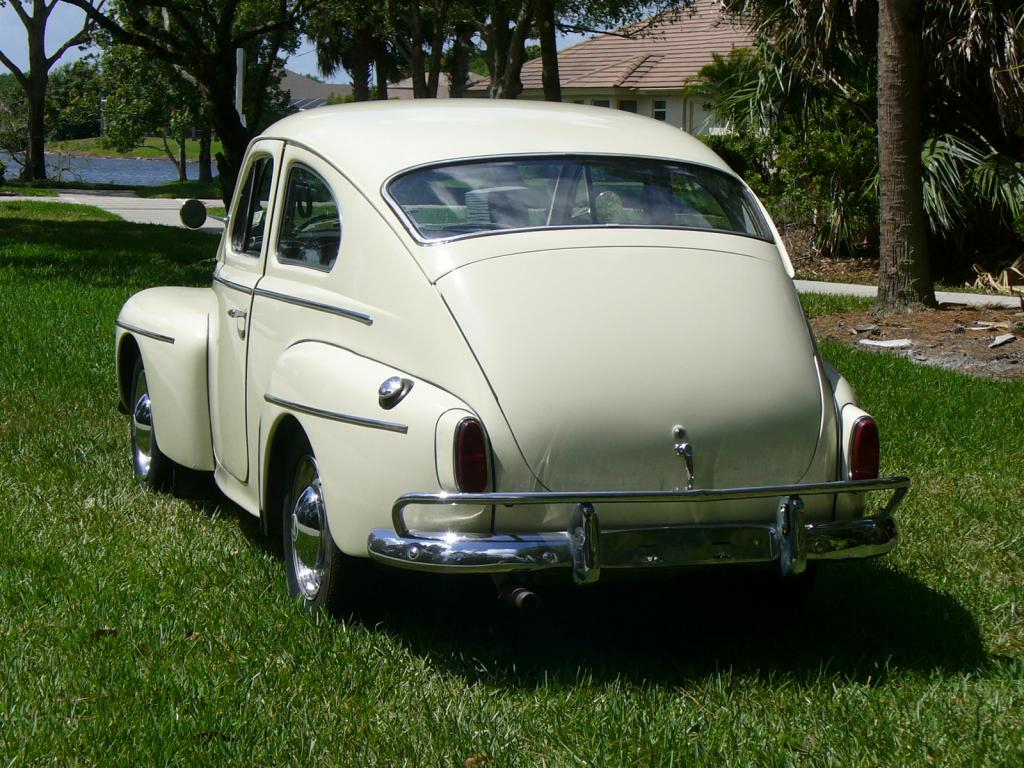 40 yrs. of ownership: '63 Volvo 544 | Mint2Me