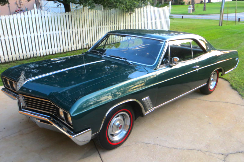 Jamestown Buick Accessories >> 67 Buick For Sale | Autos Post