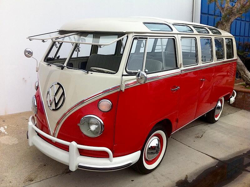 Auld Lange Syne: '64 Volkswagen Microbus | Mint2Me