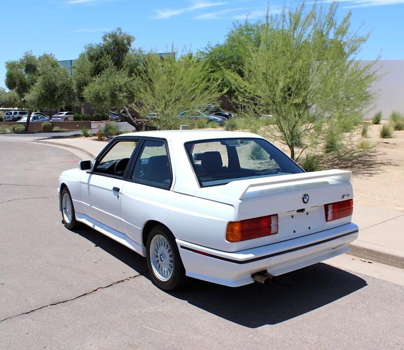 MMMMM Good: '89 BMW M3