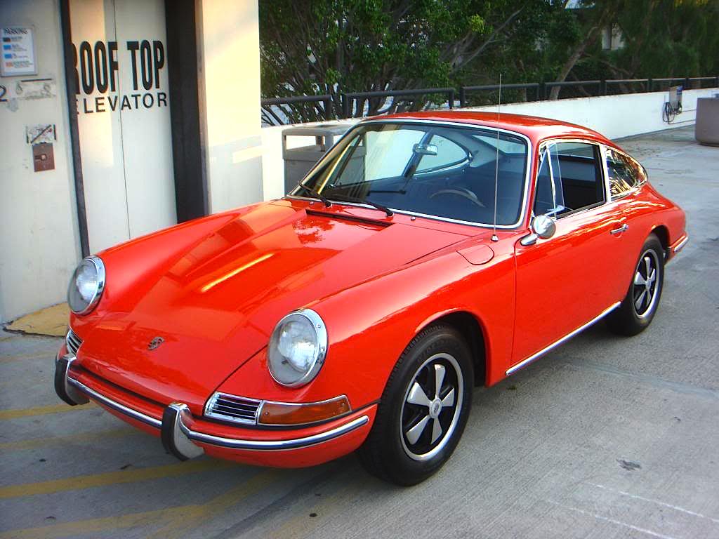 Vitamin C 67 Porsche 911 Coupe Mint2me