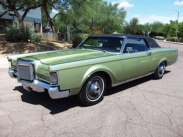 another lee idea 69 lincoln mark iii mint2me. Black Bedroom Furniture Sets. Home Design Ideas