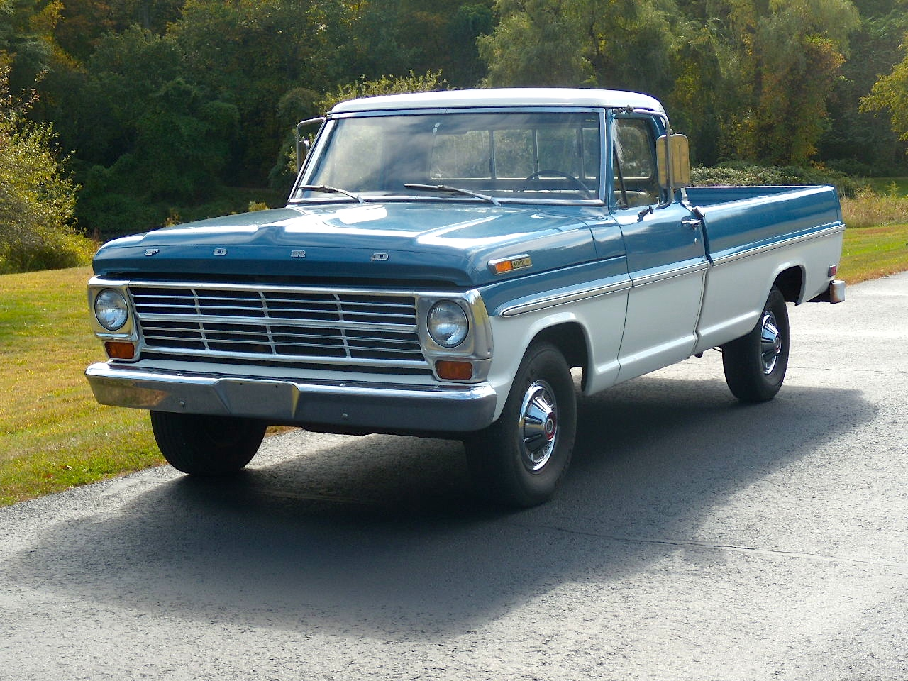 Newer but nice: \'69 Ford F100 | Mint2Me