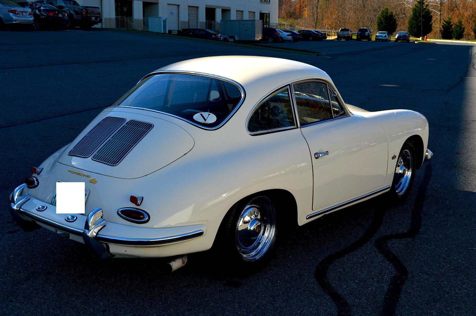 Sold – 1-Owner: '63 Porsche 356B Normal 60 | Mint2Me