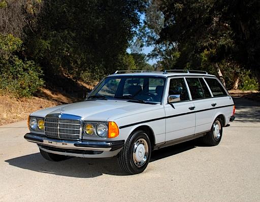 Gas wagon 85 mercedes benz 280te mint2me for 85 mercedes benz