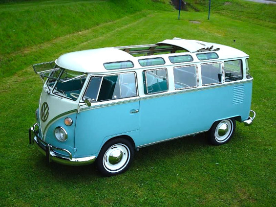 23 window deluxe vw autos post for 1963 vw bus 23 window