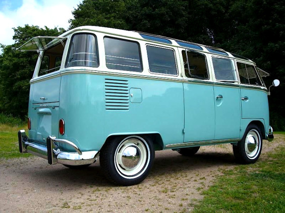 1963 Austin Bus 1963 vw Bus re