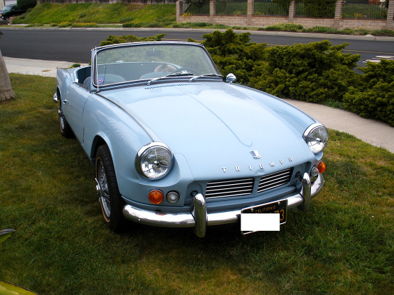 So Soon 65 Triumph Spitfire Mk Ii Mint2me