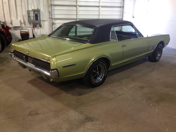 Pre Purchase Car Inspection >> The other guy: '67 Mercury Cougar GT   Mint2Me