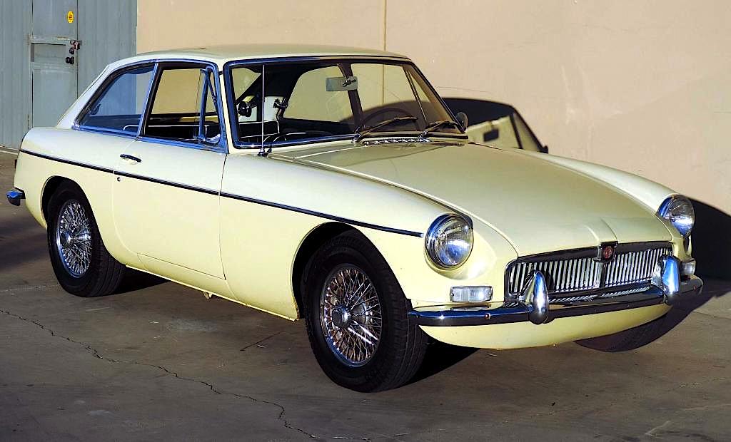 Pre Purchase Car Inspection >> Big Fan: '67 MGB GT   Mint2Me