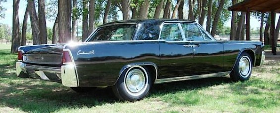 Lincoln Motor Company >> Slab Side: '61 Lincoln | Mint2Me