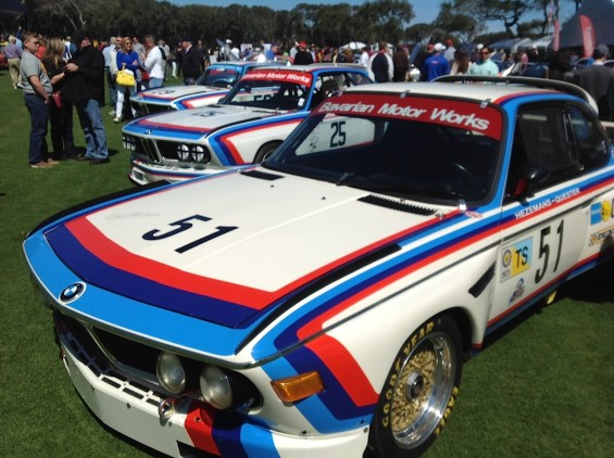 BMW Racers