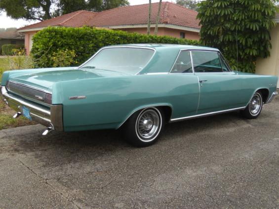 Gm Capital One >> 8-Lugs: '63 Pontiac Grand Prix | Mint2Me