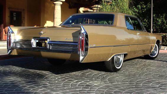Pre Purchase Car Inspection >> Golden Girl: '66 Cadillac Coupe De Ville   Mint2Me