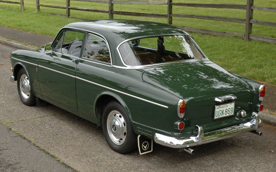 Act fast: '67 Volvo 122S | Mint2Me